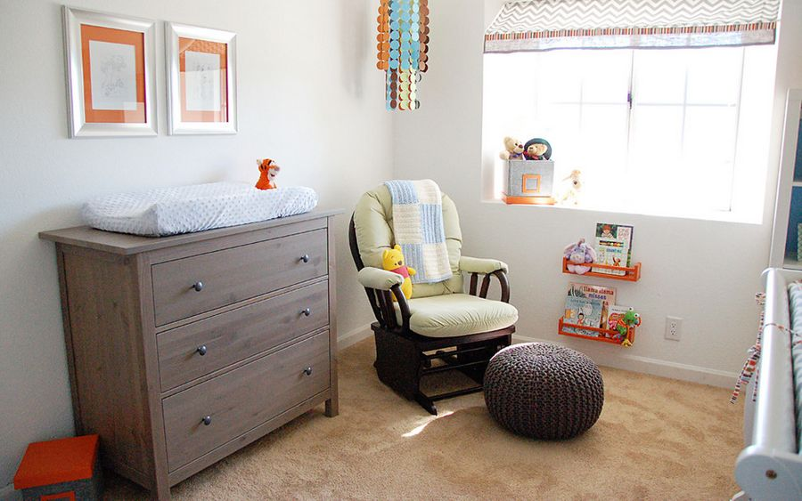 Picture of: Original Nursery Dresser