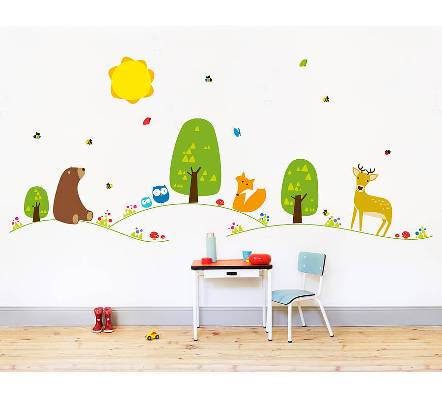 Original Wall Stickers For Nursery
