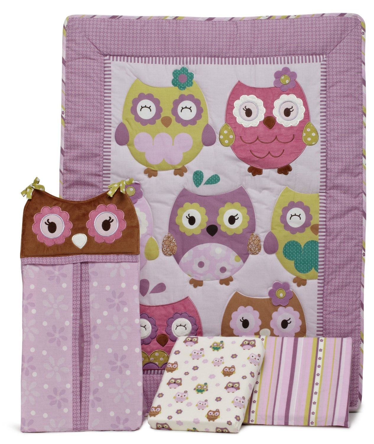 Picture of: Owl Nursery Bedding  sexy