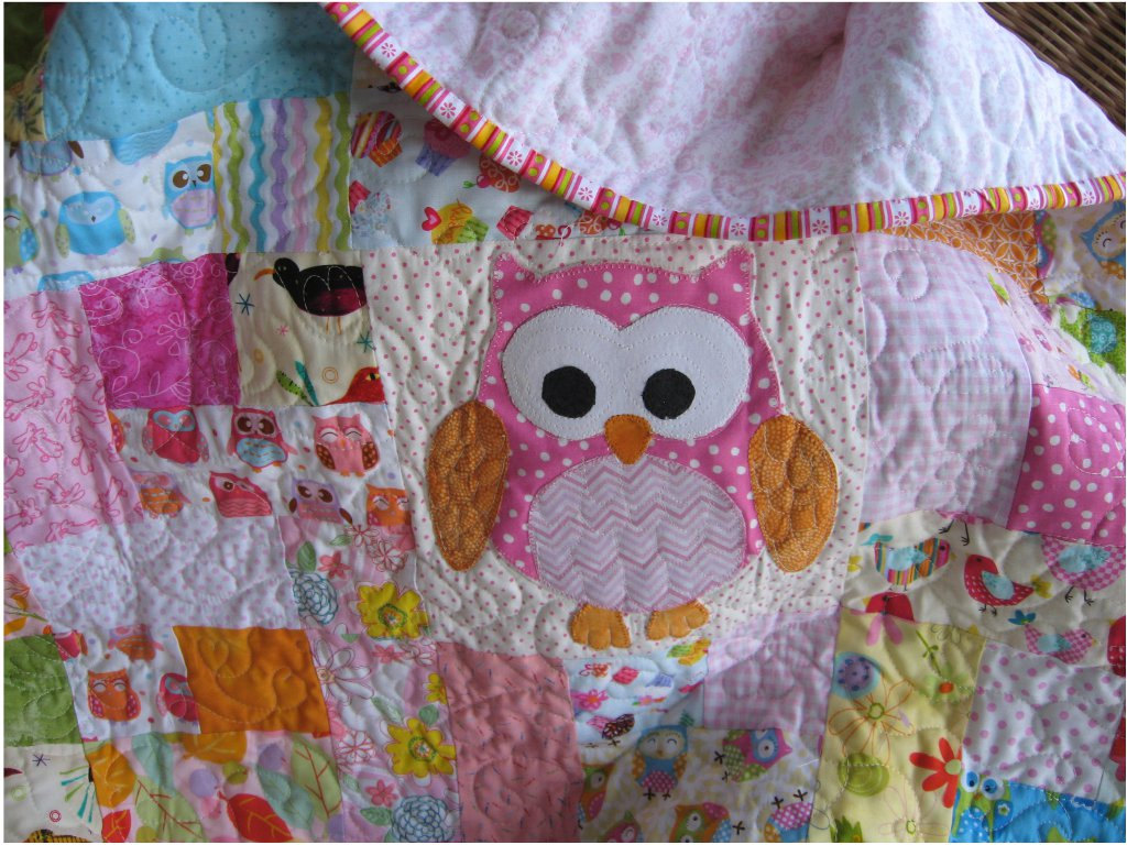 Picture of: Owl Nursery Bedding  town