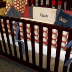 Perfect Baseball Nursery Bedding