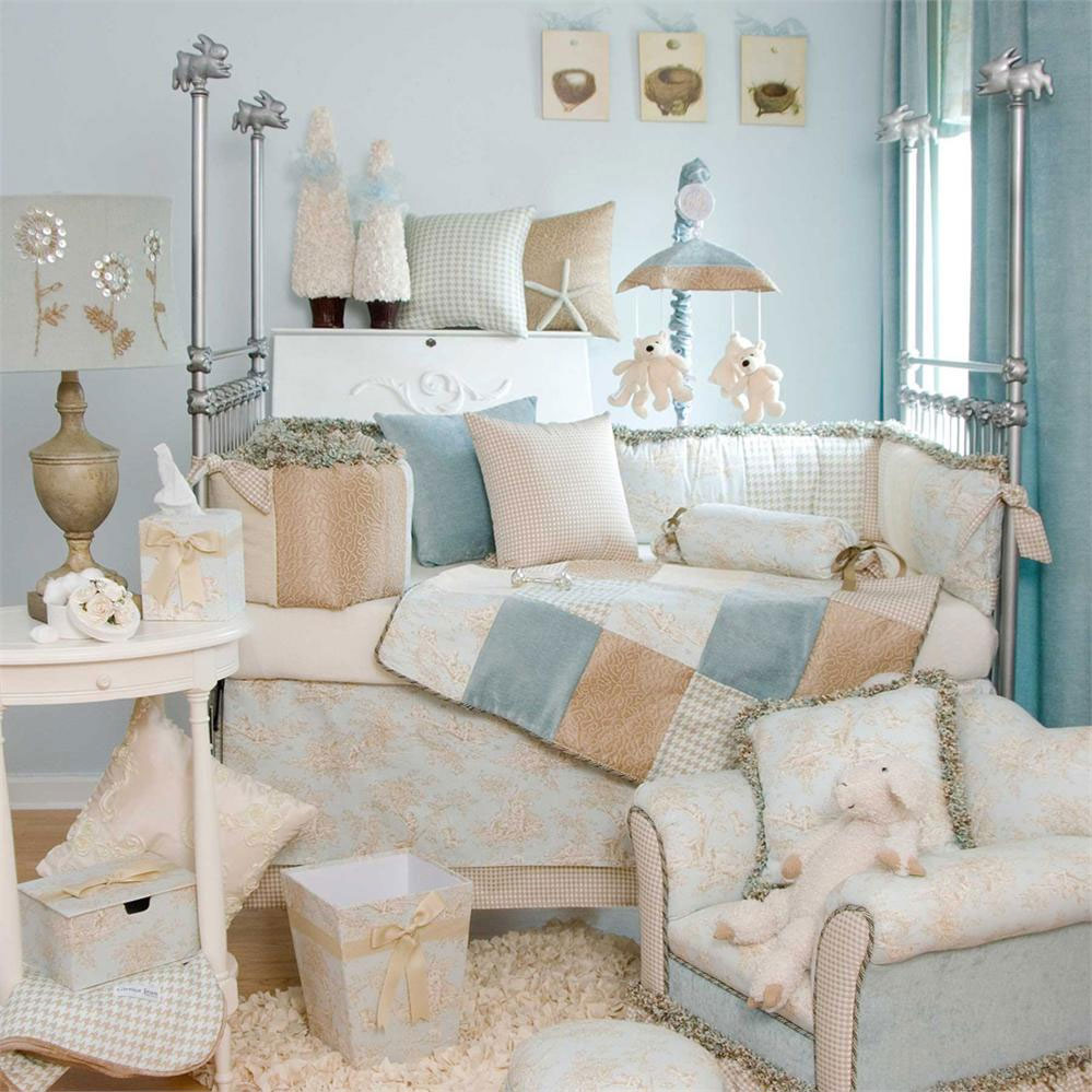 Perfect Gender Neutral Nursery