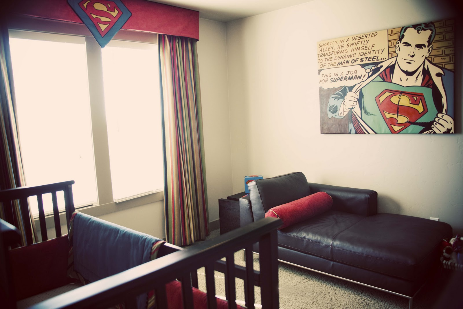 Picture of: Perfect Superhero Nursery