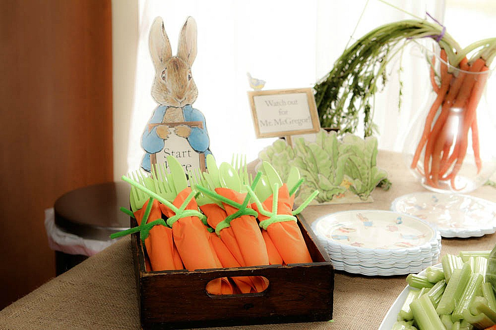Image of: Peter Rabbit Nursery brown