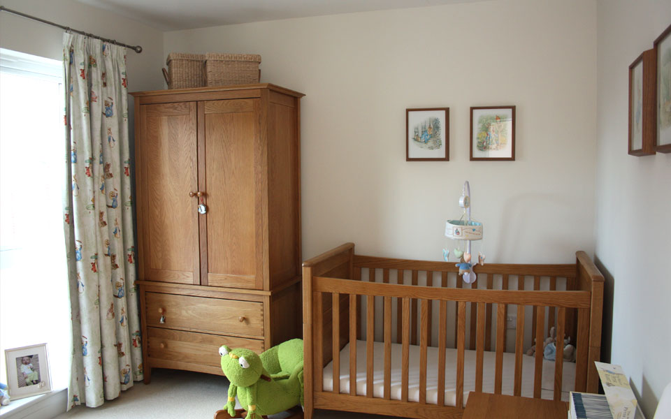 Image of: Peter Rabbit Nursery fresh