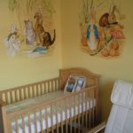 Peter Rabbit Nursery purple