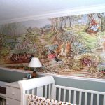 Peter Rabbit Nursery tall
