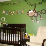 Photos Of Monkey Nursery Decor