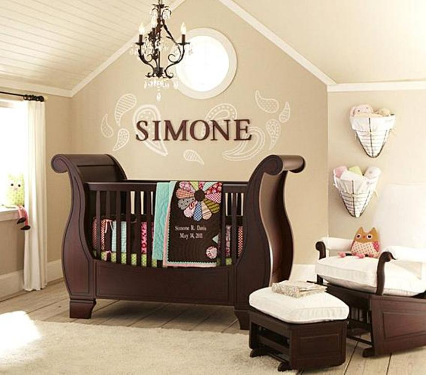 Picture of: Picture of Baby Girl Nursery Bedding Ideas