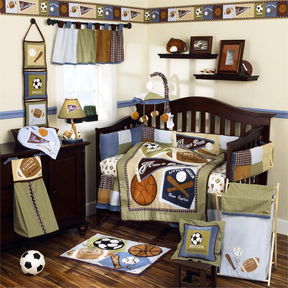Image of: Picture of Boy Nursery Themes