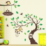 Picture of Monkey Nursery Decor