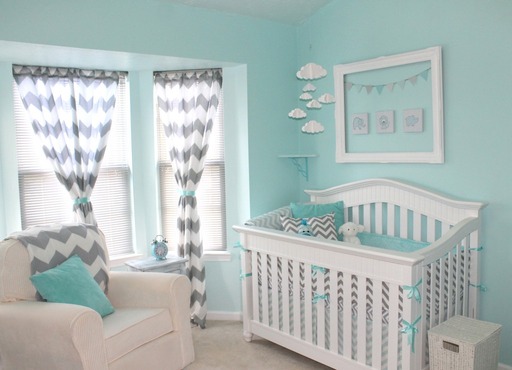 Picture of: Picture of Ocean Themed Nursery