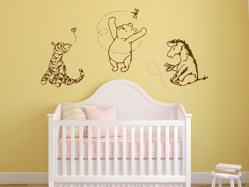 Picture of: Picture of Vintage Winnie The Pooh Nursery