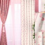 Pink Blackout Curtains Ideas