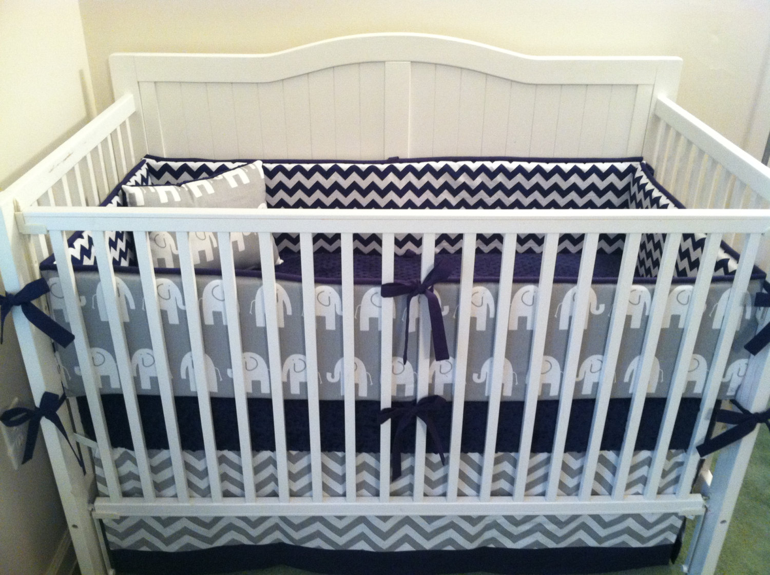 Popular Elephant Nursery Bedding
