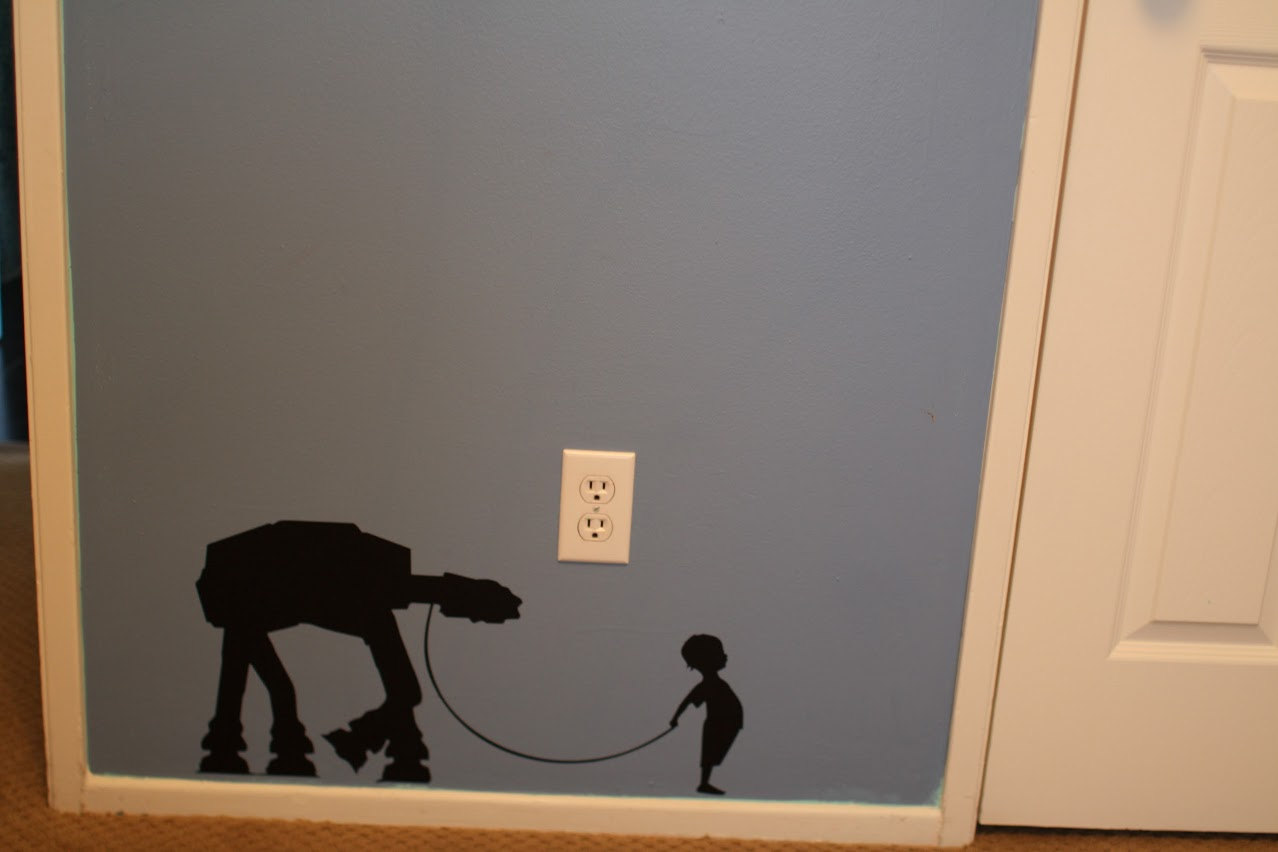 Popular Star Wars Nursery