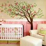 Pretty in Bird Nursery Bedding