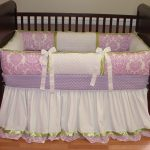 Purple Nursery Bedding Baby