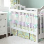 Purple Nursery Bedding Ideas