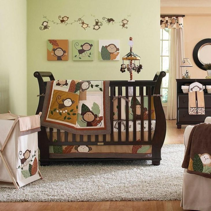 Picture of: Simple Baby Boy Nursery Themes