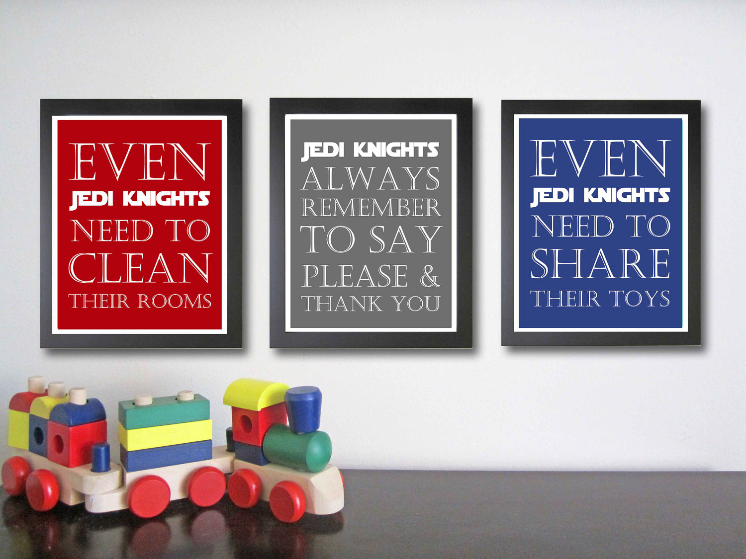 Star Wars Nursery Decoration