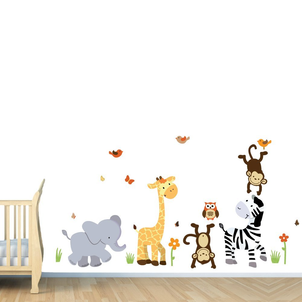 Style Of Wall Stickers For Nursery
