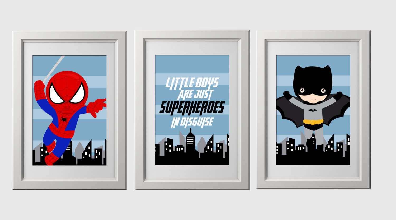 Picture of: Superhero Nursery Design