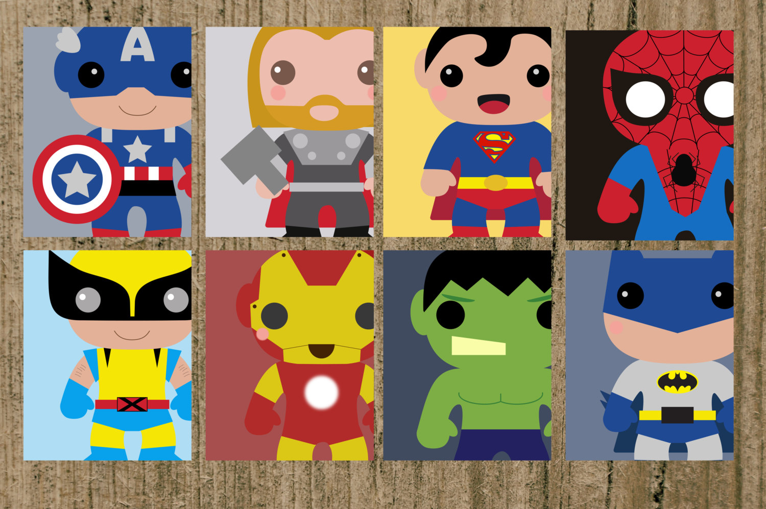 Picture of: Superhero Nursery Ideas