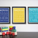 Superhero Nursery Inspirations
