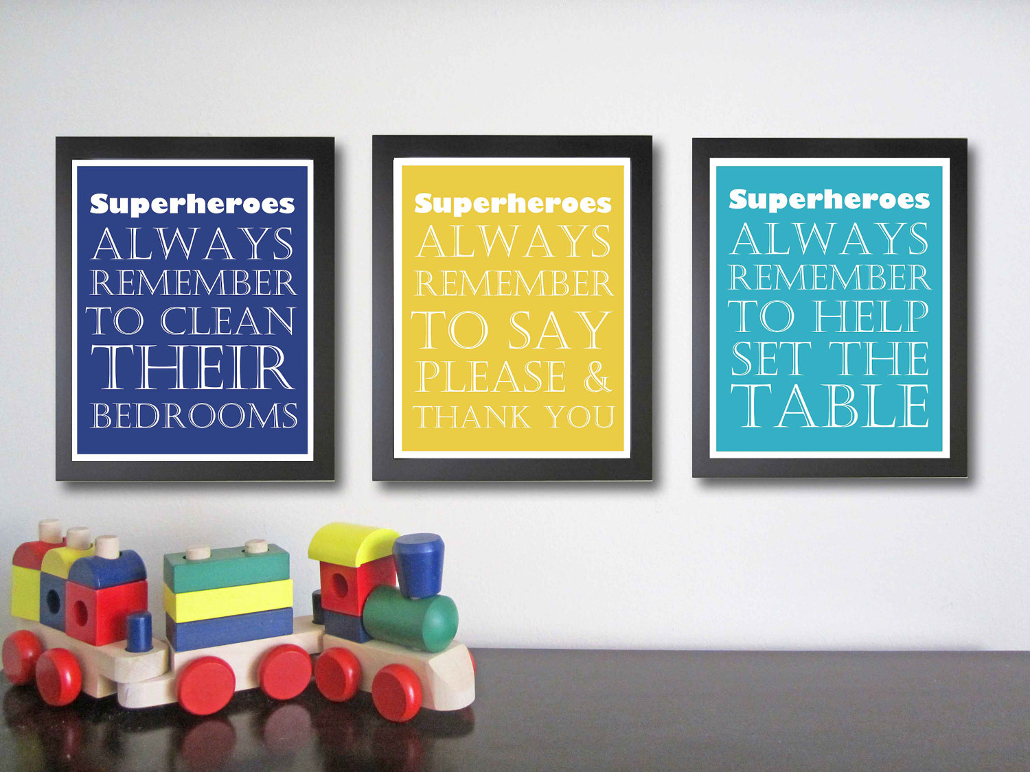 Picture of: Superhero Nursery Inspirations