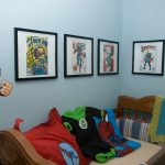 Superhero Nursery Plan
