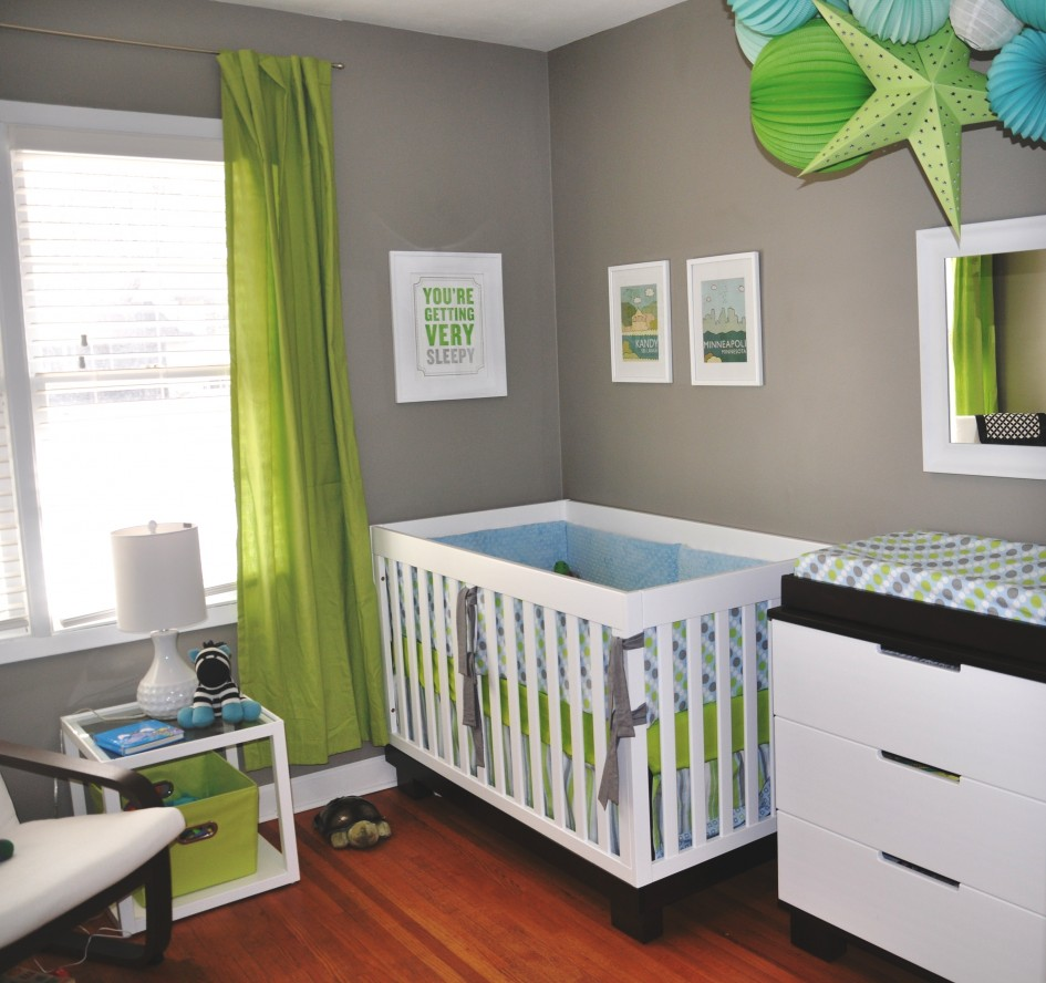Picture of: The Baby Boy Nursery Themes