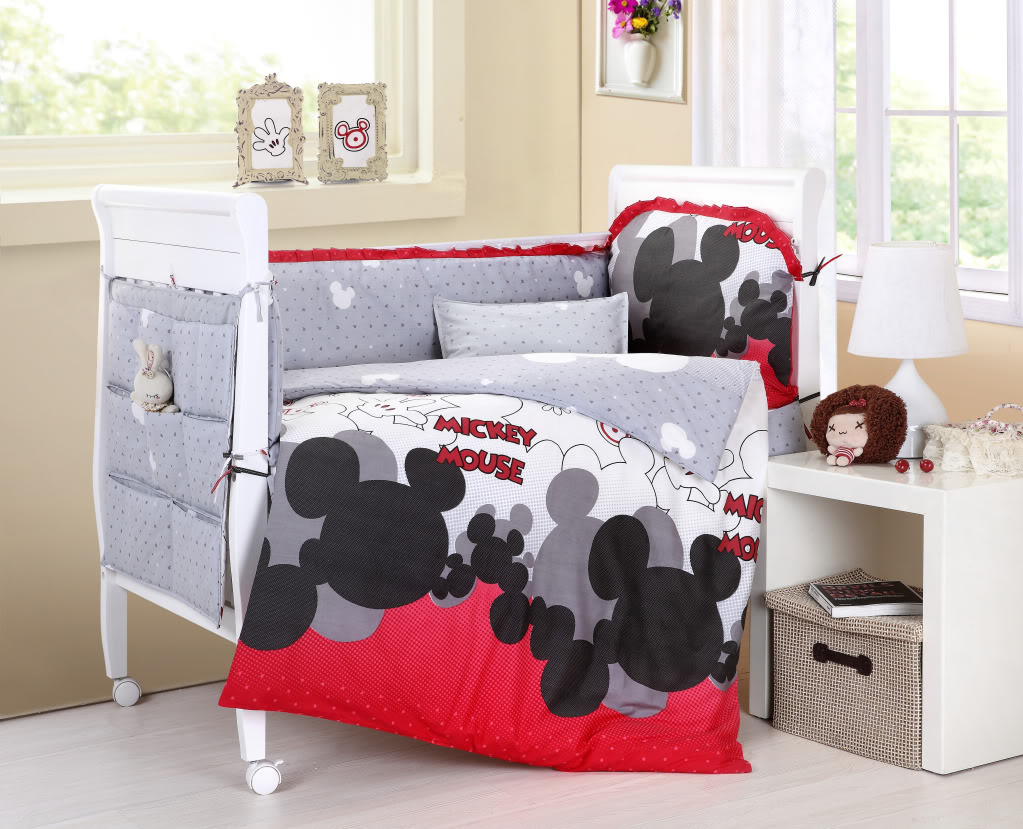 The Minnie Mouse Nursery