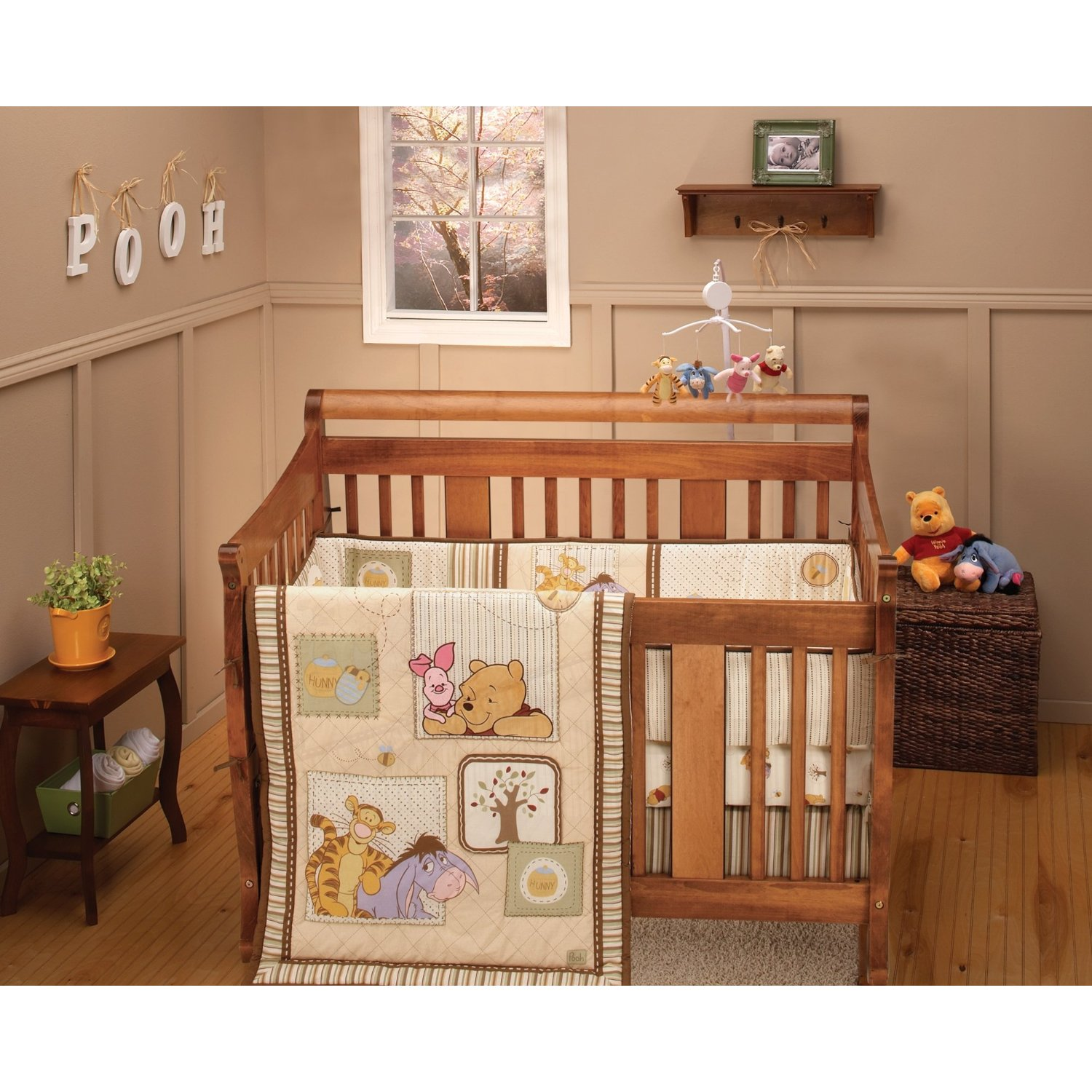 Picture of: Then Classic Winnie the Pooh Nursery best