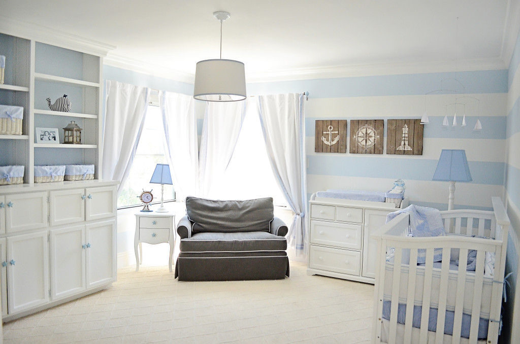 Picture of: Top Girl Nautical Nursery
