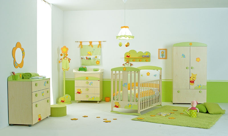 Picture of: Top Winnie the Pooh Nursery
