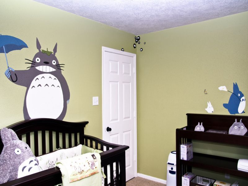 Totoro Nursery Best Design