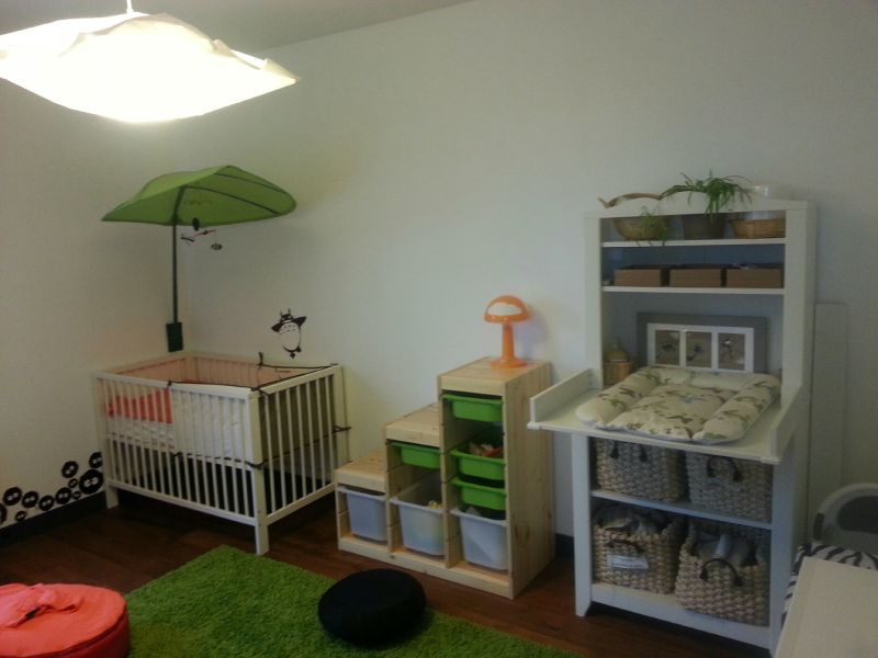 Picture of: Totoro Nursery Nice Design