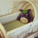 Totoro Nursery and Doll