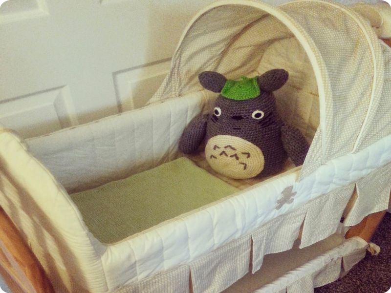 Picture of: Totoro Nursery and Doll