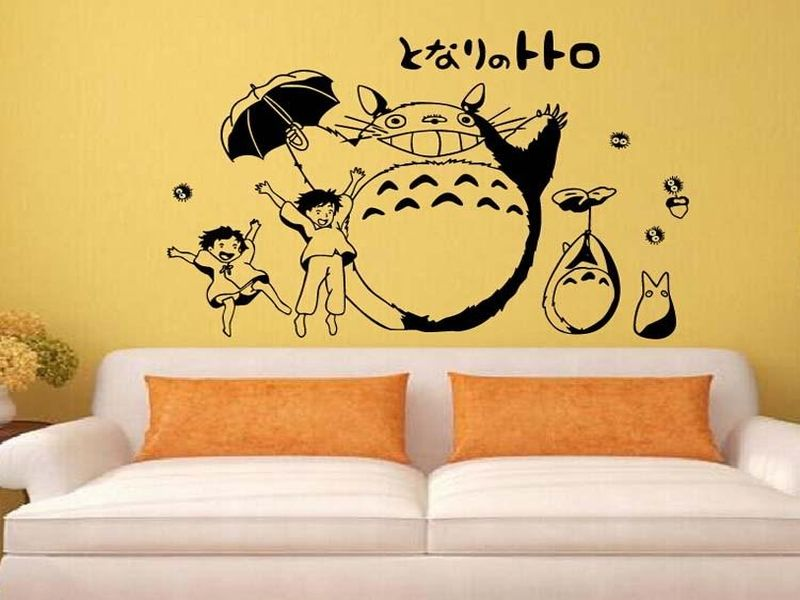 Picture of: Totoro Nursery for Children
