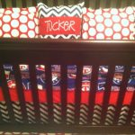 Tucker Baseball Nursery Bedding