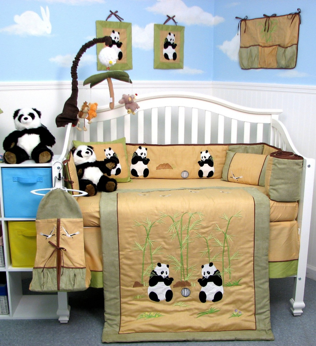 Unique Baby Boy Nursery Themes