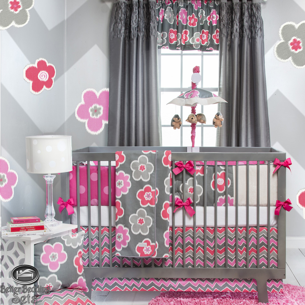 Image of: Unique Baby Girl Nursery Themes