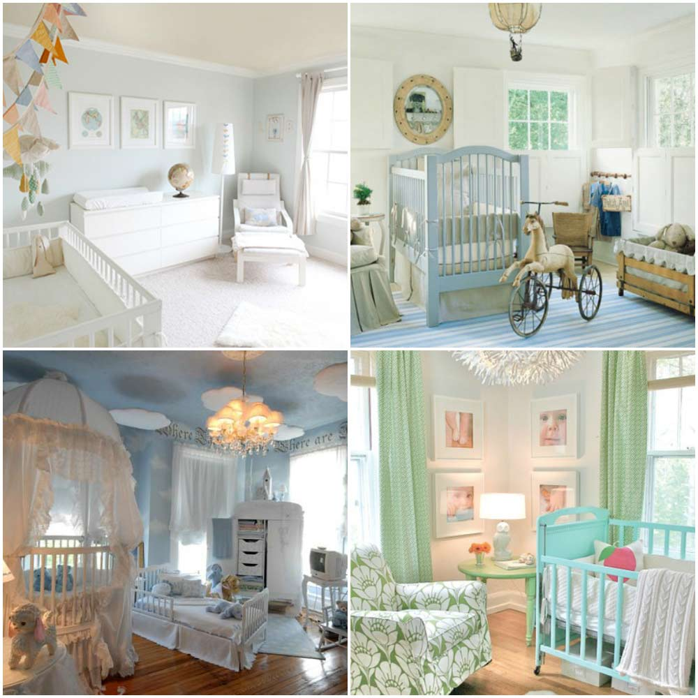 Image of: Unique Nursery Themes