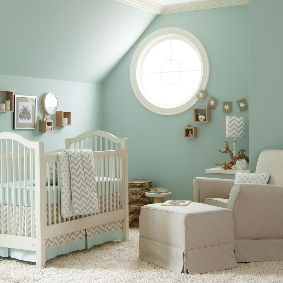 Picture of: Unisex Nursery Ideas Color Scheme