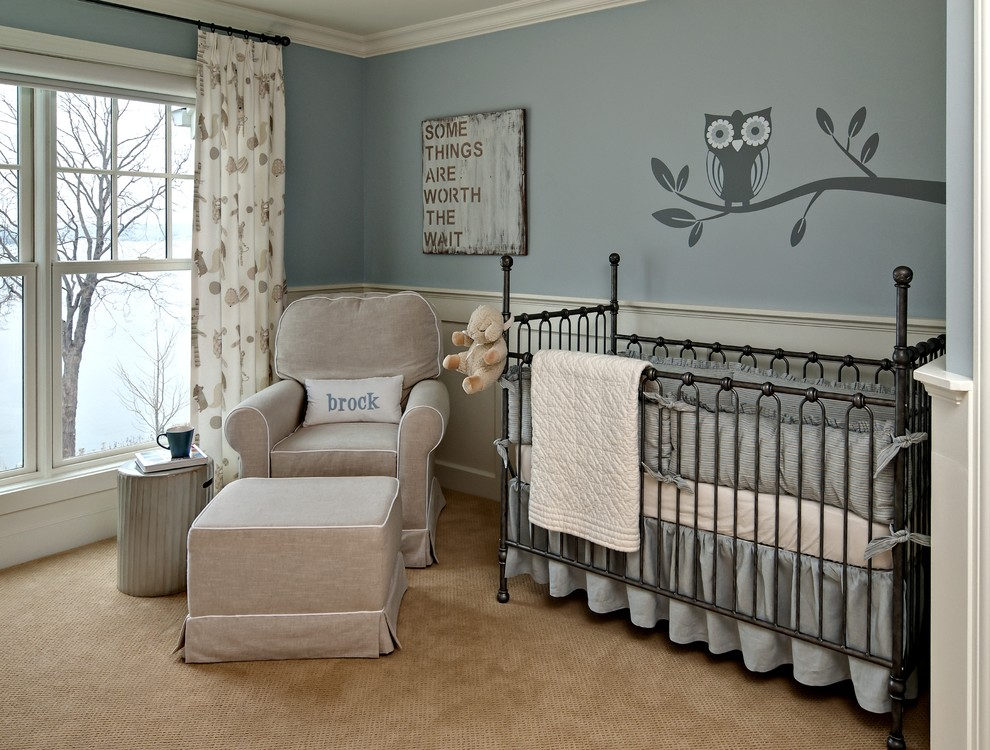 Picture of: Unisex Nursery Ideas Image