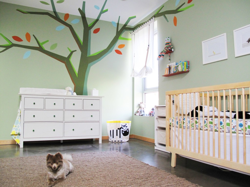 Unisex Nursery Ideas Picture