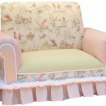 Upholstered Nursery Glider