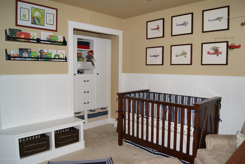 Picture of: Vintage Airplane Nursery Ideas